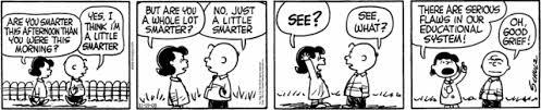 peanuts flaws