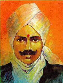 Poet Subramania Bharathi